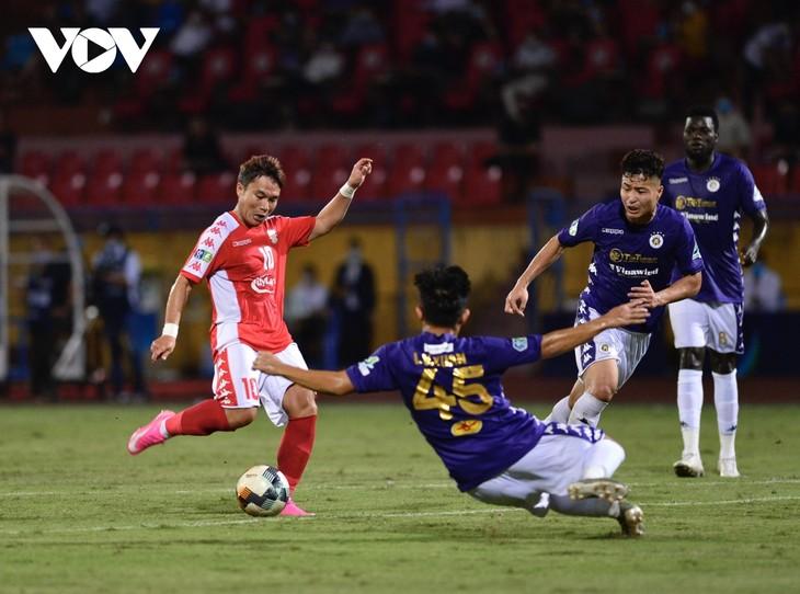 Ha Noi FC wird Viettel beim Finale von Bamboo Airways Fußballnational-Pokal treffen - ảnh 1