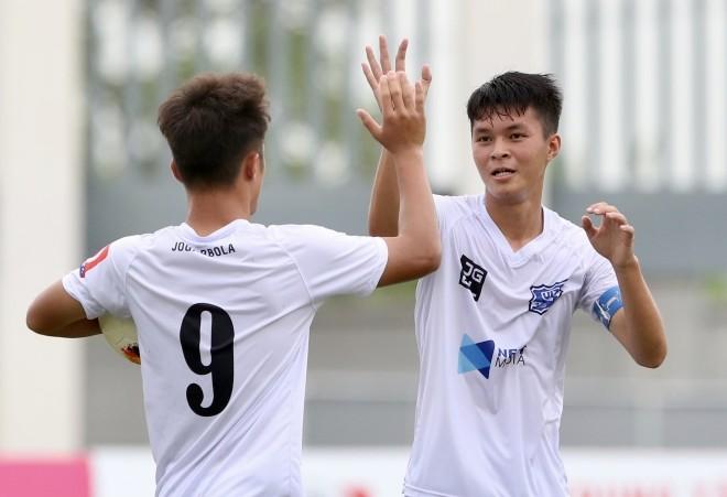 Die Fußballmannschaften für Halbfinale der U17-Fußballnationalmeisterschaft bestimmt - ảnh 1