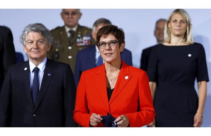 Deutschland und Australien werden im Indo-Pazifischen Raum patrouillieren - ảnh 1