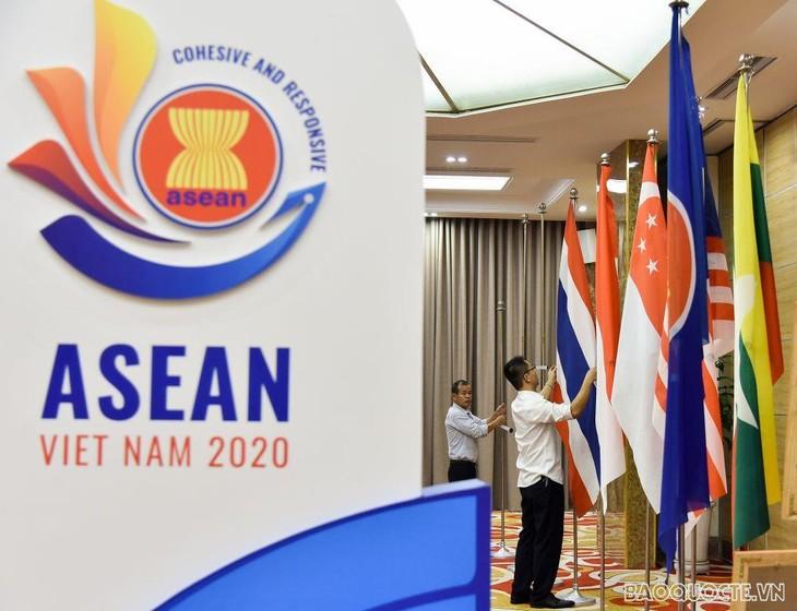 Der ASEAN-Gipfel und die relevanten Konferenzen werden online stattfinden - ảnh 1