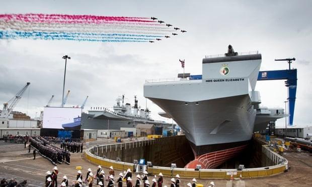 Großbritannien stockt das Budget für Verteidigung auf - ảnh 1