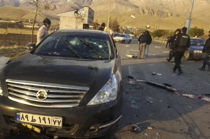 Iran will die Ermordung des Atomwissenschaftlers Fakhrizadeh vergelten - ảnh 1