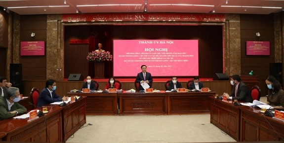 Aufbau der Zitadelle Thang Long zum Kulturerbe-Park in Hanoi - ảnh 1