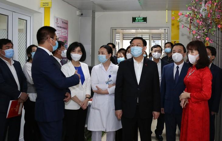 Feier zum 66. Jahrestag der vietnamesischen Ärzte  - ảnh 1