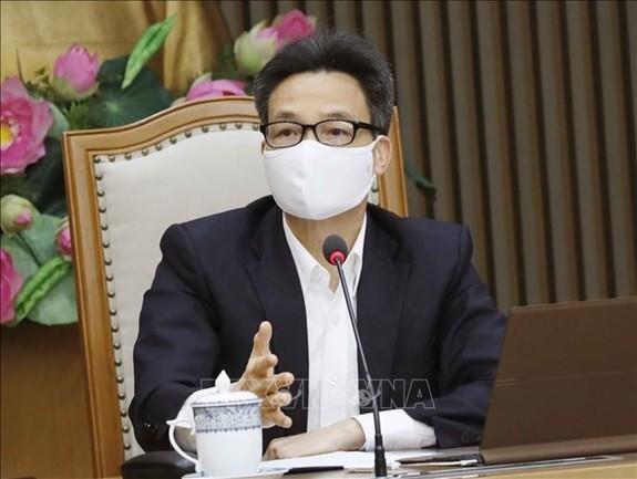 Vietnamesen werden am 8. März mit Covid-19-Impfstoff geimpft  - ảnh 1