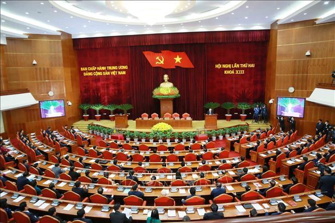 Bericht über die Sitzung des KP-Zentralkomitees - ảnh 1