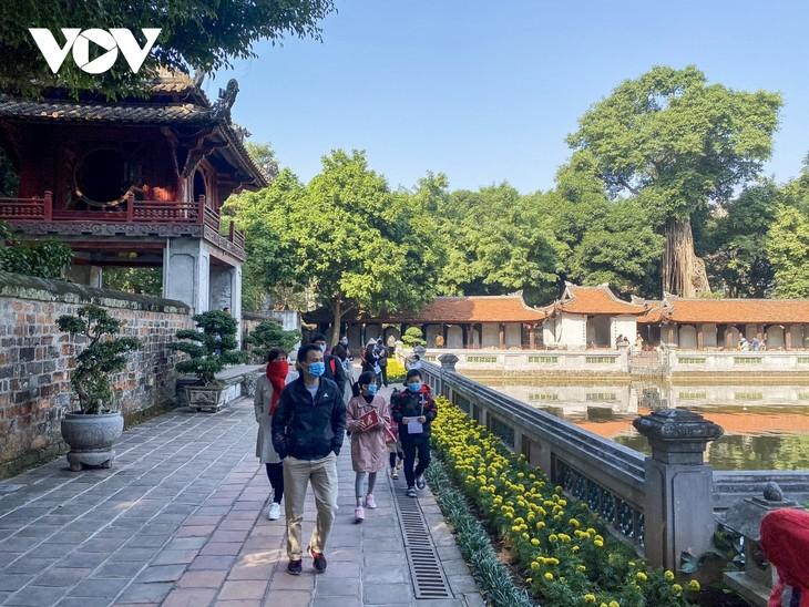 Hanoi organisiert das Fest zur Förderung des Tourismus - ảnh 1
