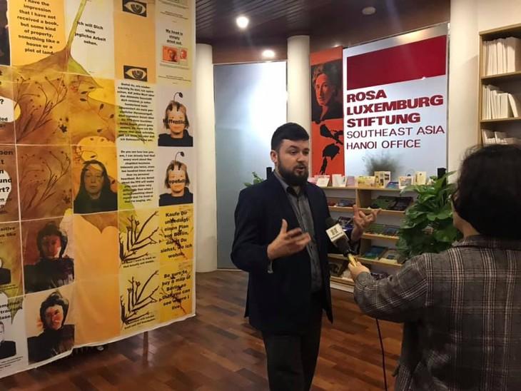 Die Rosa-Luxemburg-Stiftung – enger Partner der vietnamesischen Regierungs- und Parlamentsorgane - ảnh 1