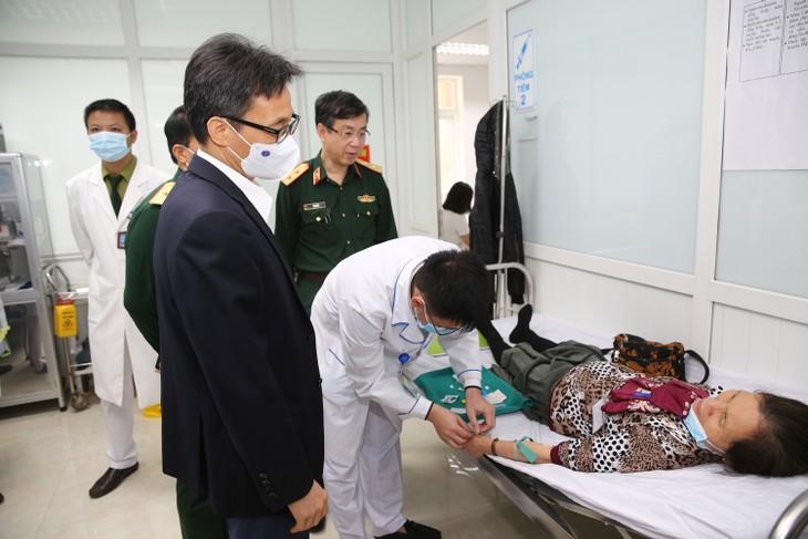 Vietnam wird bald sicheren und effizienten Covid-19-Impfstoff haben - ảnh 1