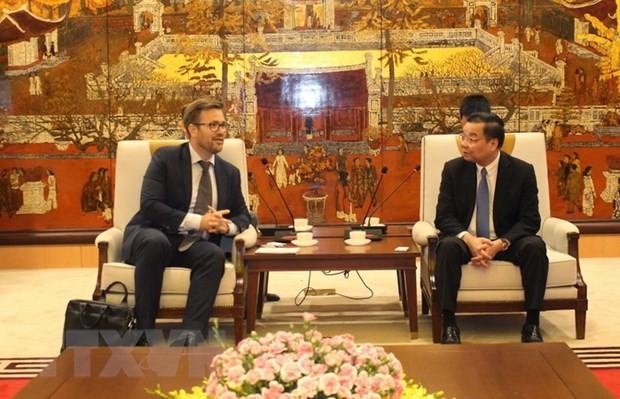 Hanoi will die Zusammenarbeit mit Hauptstädten der nordeuropäischen Länder ausweiten - ảnh 1