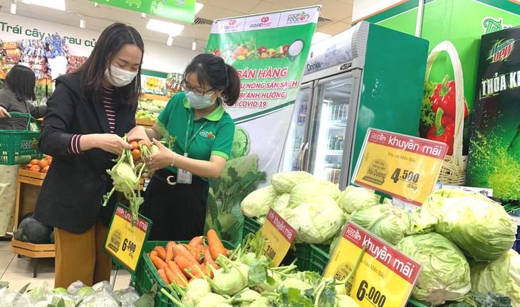 Maßnahmen vietnamesischer Unternehmen zur Reaktion auf Epidemie - ảnh 1