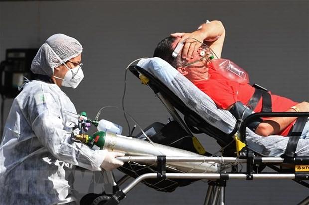Brasilien meldet 500.000 Pandemietote - ảnh 1