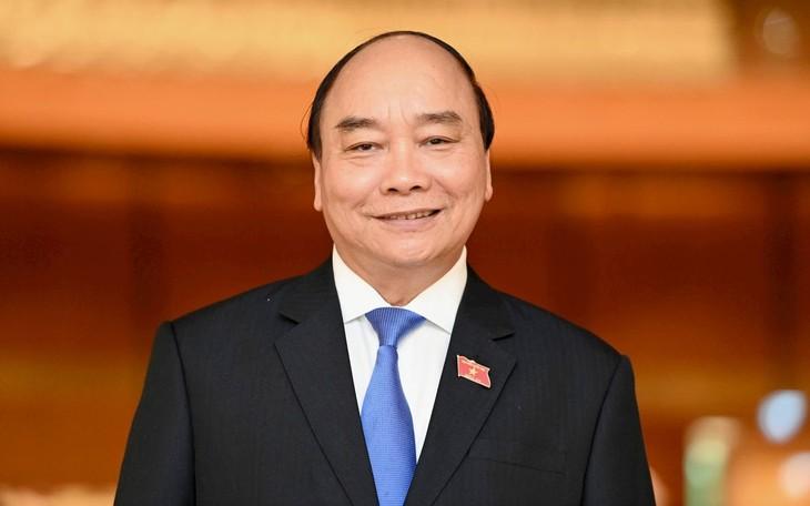 Nguyen Xuan Phuc wird zum Staatspräsidenten nominiert - ảnh 1
