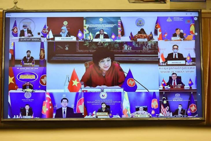 Förderung und Schutz der Menschenrechte in ASEAN - ảnh 1