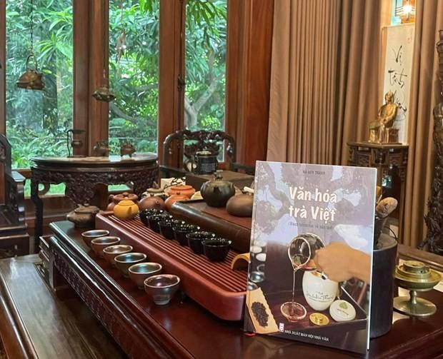 Entdeckung der vietnamesischen Tee-Kultur im neunen Buch - ảnh 1