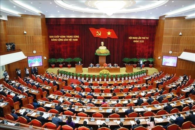 Verstärkung der Maßnahmen zur Ankurblung der Produktion und wirtschaftlichen Entwicklung - ảnh 1