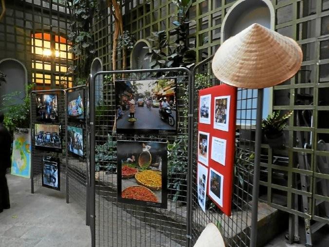 Clôture de la semaine culture vietnamienne à Saint-Brieuc - ảnh 3