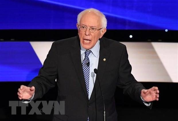 Primaire démocrate: Bernie Sanders devance Pete Buttigieg dans le New Hampshire - ảnh 1