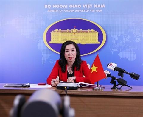 Les États-Unis préoccupés par la situation en mer Orientale - ảnh 1