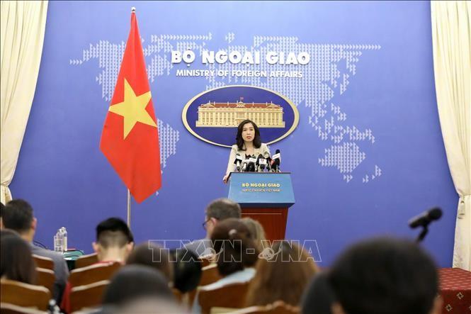 Conférence de presse du ministère des Affaires étrangères du 16 juillet - ảnh 1