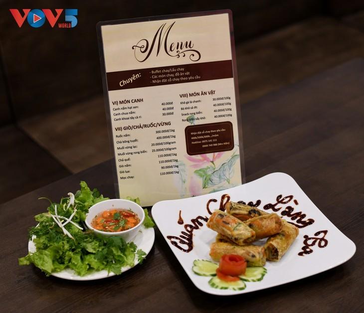 Le restaurant végétarien Làng Ta - ảnh 3