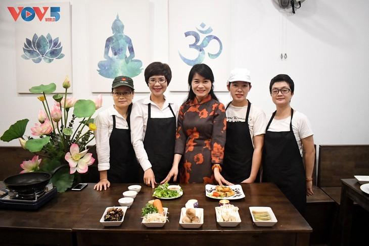 Le restaurant végétarien Làng Ta - ảnh 5