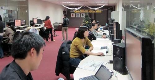 Kênh truyền hình Đài Tiếng nói Việt Nam được cấp phép hoạt động chính thức - ảnh 1