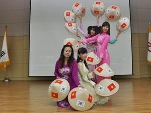 Lễ hội giới thiệu Văn hóa và Lịch sử Việt Nam tại Hàn Quốc - ảnh 1