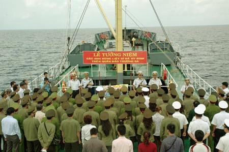 Chủ tịch Mặt trận Tổ Quốc Việt Nam dự lễ biểu dương người có công tiêu biểu toàn quốc - ảnh 1