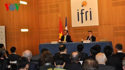 Học giả Pháp đánh giá cao phát biểu của Thủ tướng Việt Nam về quan hệ Việt – Pháp - ảnh 1
