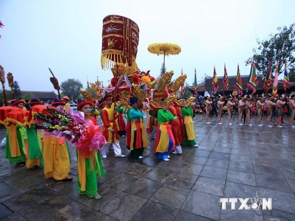 Lào Cai- Yên Bái- Phú Thọ hợp tác phát triển tuyến du lịch tâm linh dọc sông Hồng  - ảnh 1