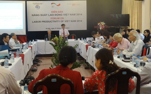 Thách thức và định hướng tăng năng suất lao động Việt Nam - ảnh 1