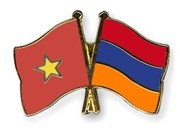 В Ханое прошла встреча в честь Дней независимости Вьетнама и Армении - ảnh 1