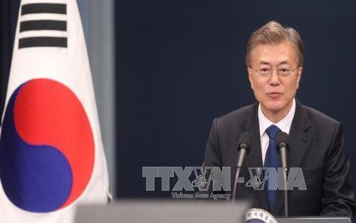 Президент РК выразил надежду, что сможет встретиться с лидером КНДР до конца года - ảnh 1