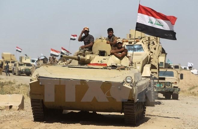 Боевики ИГ потеряли 87% ранее захваченных территорий - международная коалиция - ảnh 1
