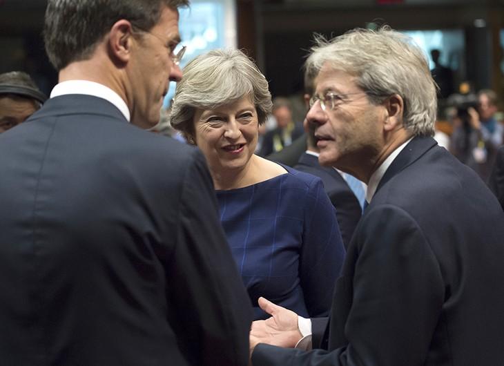 Brexit: Мэй призывает ЕС быстро достичь соглашения о правах граждан - ảnh 1