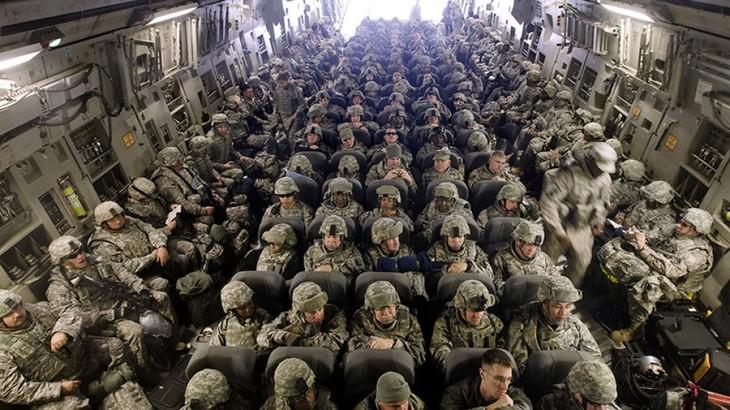 США перебросили в Афганистан еще 3000 военных - ảnh 1