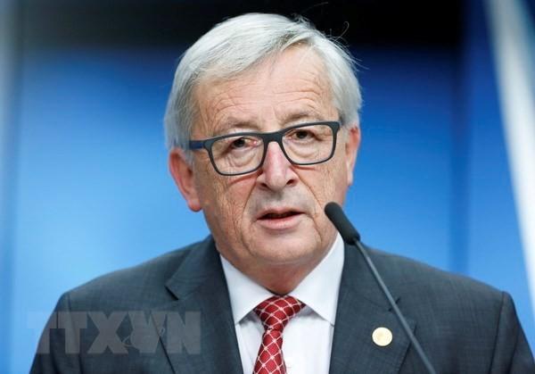 Юнкер: В 2025 году в ЕС могут вступить шесть балканских стран - ảnh 1