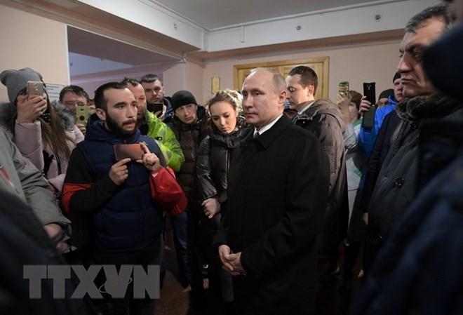 В России объявлен национальный траур в связи с пожаром в Кемерово - ảnh 1