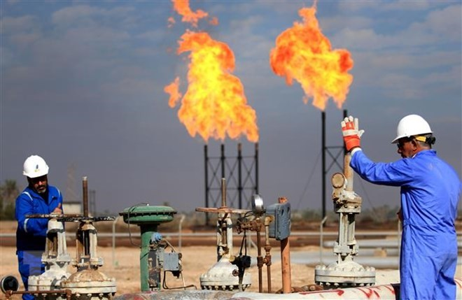Цена нефти Brent превысила 81 доллар впервые с ноября 2014 года - ảnh 1