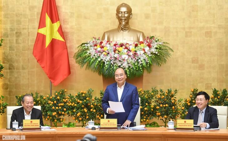Состоялась очередная январская пресс-конференция вьетнамского правительства - ảnh 1