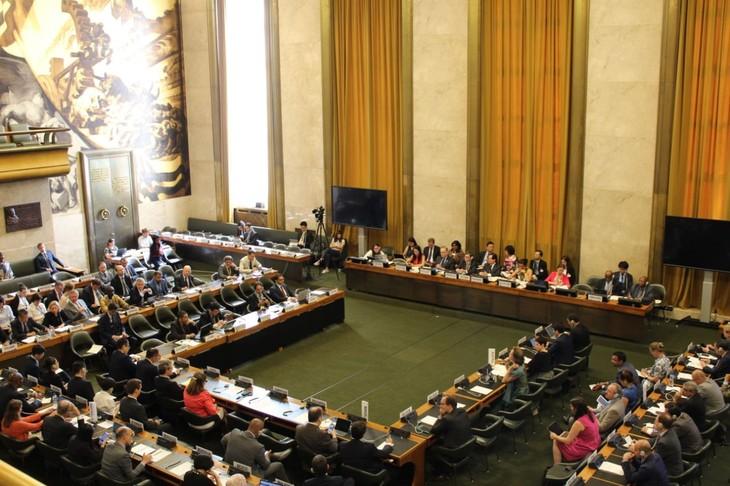 Вьетнам занимает пост председателя Конференции по разоружению в 2019 году - ảnh 1
