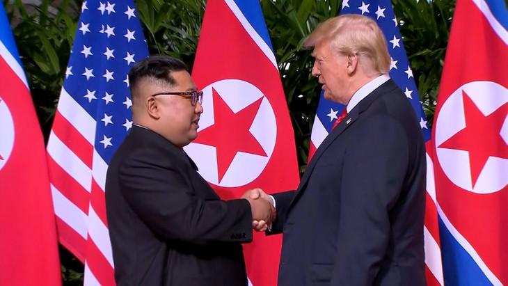 КНДР призвала США отказаться от враждебных отношений к Пхеньяну - ảnh 1