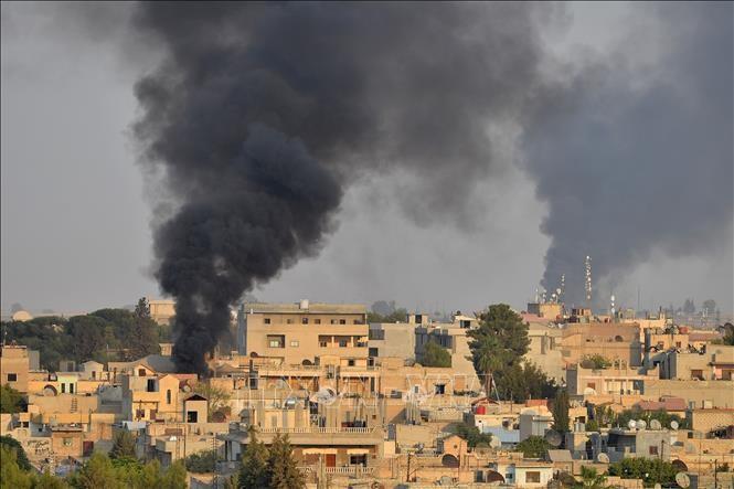 Нападение Турции на курдов в Сирии: первая кровь - ảnh 1