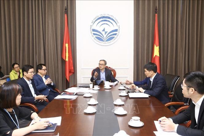 Вьетнам станет организатором конференции и выставки «Цифровой мир» 2020  - ảnh 1
