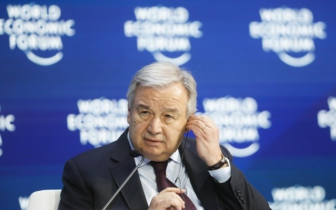 Генсек ООН рассказал о приоритетах своей работы на 2020 год - ảnh 1