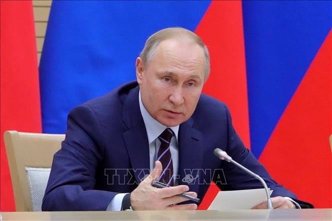 Путин: поправки в Конституцию не связаны с продлением полномочий - ảnh 1