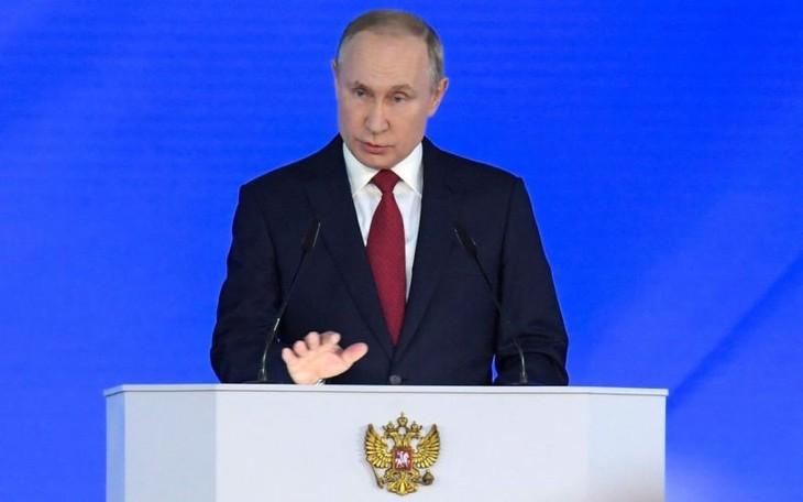 Мир и безопасность на планете зависят от отношений России и США - ảnh 1