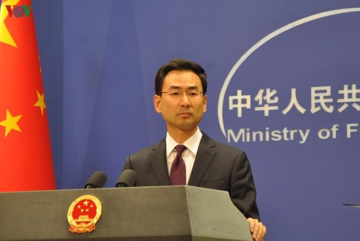 Китай выразил благодарность мировому сообществу за помощь в борьбе с коронавирусом - ảnh 1