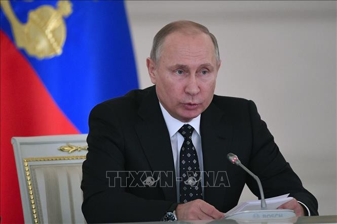 Всенародное голосование по поправкам в Конституцию РФ пройдёт 22 апреля - ảnh 1